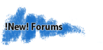 !New! Forums